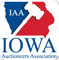 Iowa Auctioneers Logo
